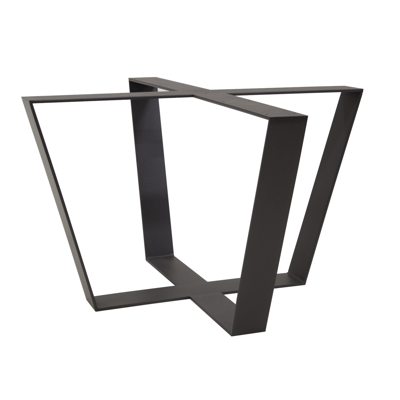 Basi In Ferro Per Tavoli.Basamento Ferro Per Tavolo